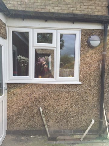 Window Fitted In Yardley Hastings