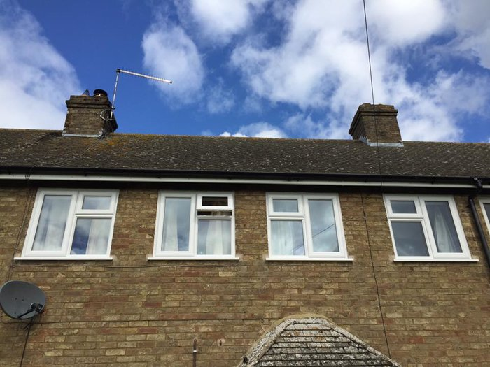 Full House Of Windows In Yardley Hastings