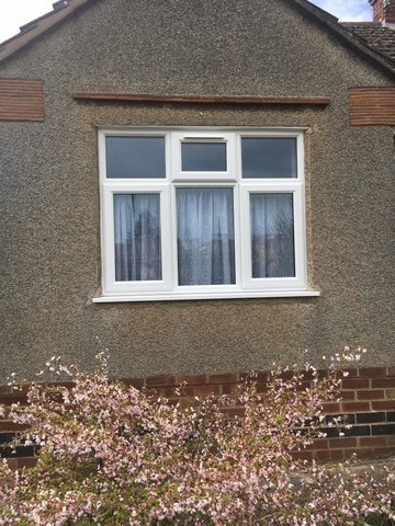 Duston House Fitted With New Windows