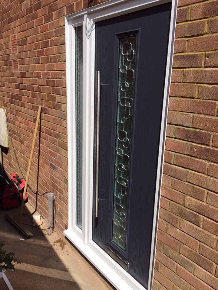 New Composite Door Fitted In Wollaston